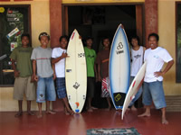 Kimensurf Team